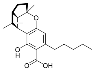 Cannabicyclol Image Source: PubChem